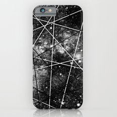 Fly Up to the Heavens (bnw) iPhone 6s Slim Case