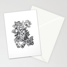 See Eden - linework Stationery Cards