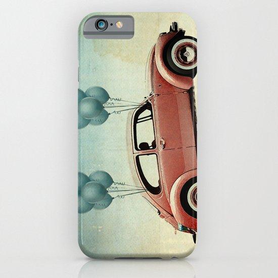 take flight, VW Beetle iPhone & iPod Case
