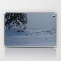 Frozen German Lake Laptop & iPad Skin