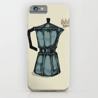 iPhone & iPod Case featuring Wake up by Nicolae Negura