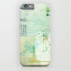 above sea level Slim Case iPhone 6s