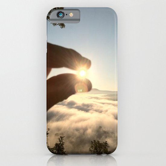 A Pinch of Sunshine iPhone & iPod Case