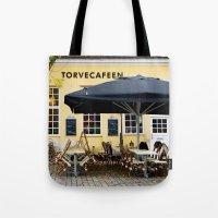 Cafeen Tote Bag