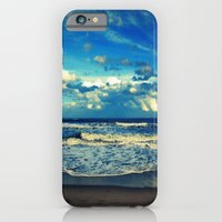 Endless Song Of The Ocea… iPhone 6 Slim Case