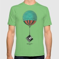 Gymnopedie No.1 - Erik S… Mens Fitted Tee Grass SMALL