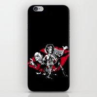 Rocky Horror Gang iPhone & iPod Skin
