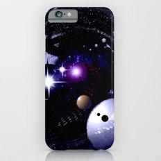 Sternenwelt abstrakt. Slim Case iPhone 6s