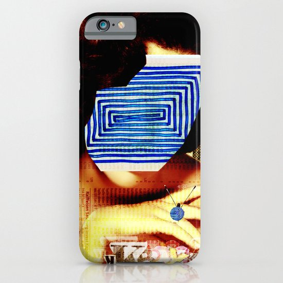 LizEdge · wanna go somewhere iPhone & iPod Case