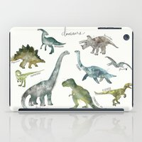 Dinosaurs iPad Case