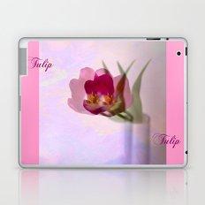 Ethereal tulip Laptop & iPad Skin
