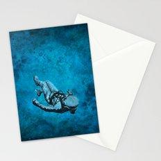 viaje al espacio 1 Stationery Cards