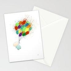 Burst! Stationery Cards