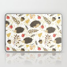 Cute hedgehogs Laptop & iPad Skin
