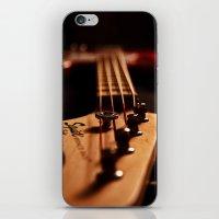 Bass Guitar  iPhone & iPod Skin