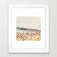The Summers We Leave Beh… Framed Art Print