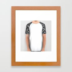 Paisley I Framed Art Print