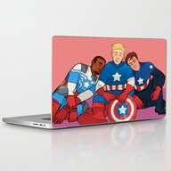 Cap Nap Laptop & iPad Skin