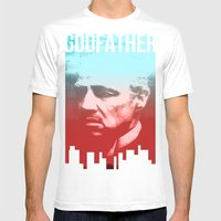 GODFATHER - Do I have your Loyalty? Mens Fitted Tee White SMALL