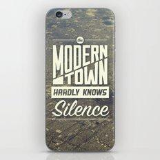 The Modern Town iPhone & iPod Skin