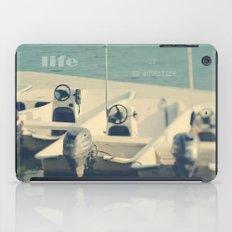 Life is an Adventure iPad Case