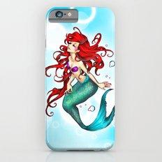 Ariel Mermaid iPhone 6 Slim Case