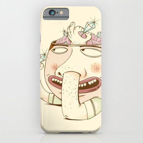 Diggin' for Diamonds iPhone & iPod Case