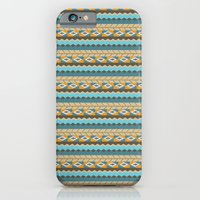 iPhone & iPod Case featuring navajo pattern 3 by Sean O'Connor