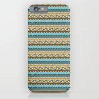 Navajo Pattern 3 iPhone 6 Slim Case