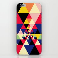 Homage to Max Bill (No.1) iPhone & iPod Skin