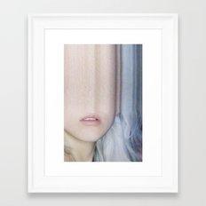 Bazaar #11 Framed Art Print