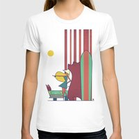surf T-shirts featuring SURF by Ale Giorgini