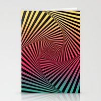 Summer Sunset Twista  Stationery Cards