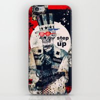 Step Right Up iPhone & iPod Skin