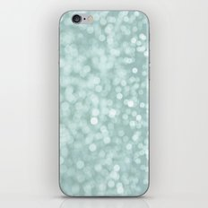 The Ocean's Glow iPhone & iPod Skin