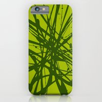 Bloom Green iPhone 6 Slim Case