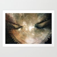 Lucid Dream #3 Art Print