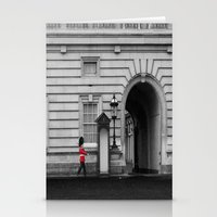 Royal Guard. Stationery Cards