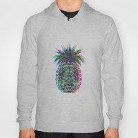Pineapple CMYK Hoody