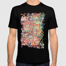 Cell Division SMALL Black Mens Fitted Tee