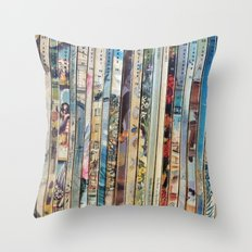 Reader's Digest (German Edition) Throw Pillow