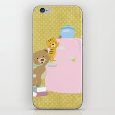 We love biscuits iPhone & iPod Skin