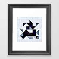 Gryyffyc Framed Art Print