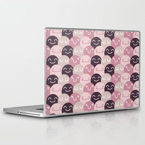 Pattern Smile Laptop & iPad Skin