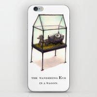 The Wandering Eye In A W… iPhone & iPod Skin