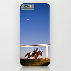 A rider and a horse Slim Case iPhone 6s