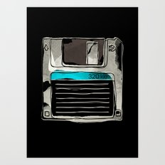 The futur  Art Print