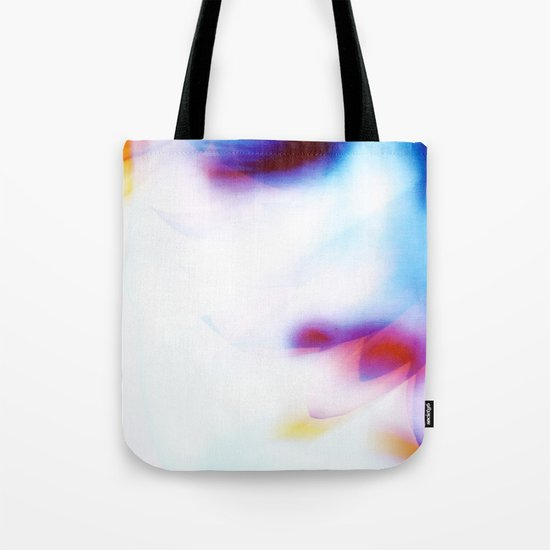 face.off Tote Bag