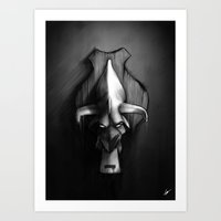 Easy Meat Print Art Print