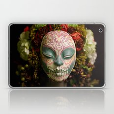 Acorn Harvest Muertita Detail Laptop & iPad Skin